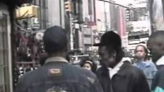 Tupac Angry at a New York Seller