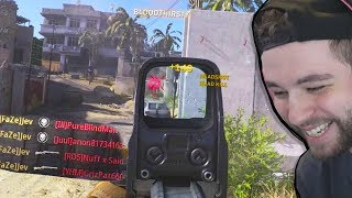 This SNIPER is BUSTED.. (MODERN WARFARE)