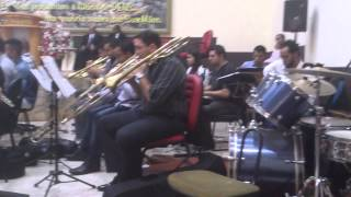 Big Band Unidos em Cristo - A Ultima Trombeta