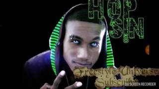 Hospin drops sickest freestyle of the year. Must hear