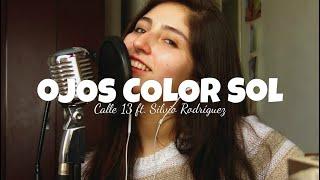 Ojos Color Sol - Calle 13 ft. Silvio Rodríguez (Cover en Ukelele)