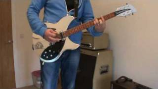 Man In The Corner Shop - The Jam (cover)