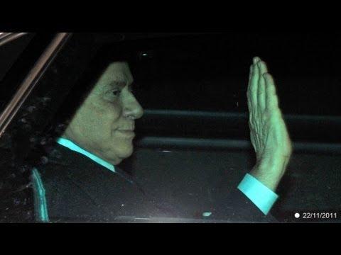 Berlusconi'ye hapis cezası