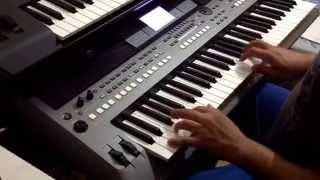 YAMAHA PSR S670 - Ballad