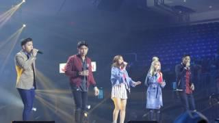 ASAP Live in Toronto - Nanghihinayang / Kunin mo na ang lahat sa akin Medley