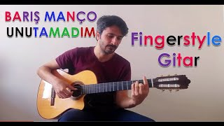 UNUTAMADIM (Barış Manço / Enstrümantal gitar cover)