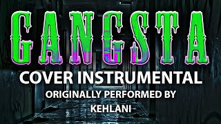 Gangsta (from Suicide Squad) (Cover Instrumental) [In the Style of Kehlani]