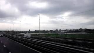 Arriving in catania by bus via Pozzallo
