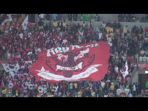 FIFA World Cup 2010 South Africa – Fanatics on Tour – Day 13