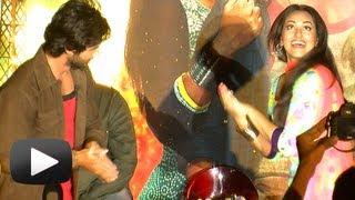Shahid Kapoor, Sonakshi Sinha Dance Performance - Gandi Baat Song - R...Rajkumar Trailer Launch