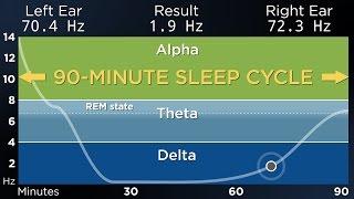 [ADVANCED] The Best Binaural Beats for a Deep Sleep (90-Minute Sleep Cycle)