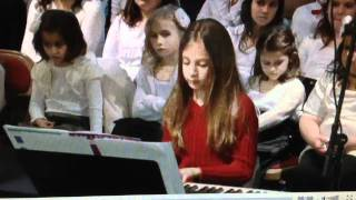 Alexia maranata Church piano
