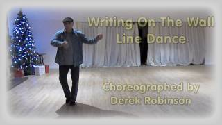 Writing On The Wall Line Dance
