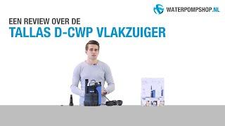 Tallas D-CWP Vlakzuigende Dompelpomp - Review
