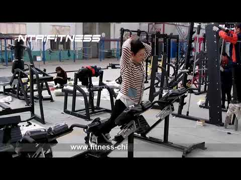 Back Extension Machines - Lat Pulldown Machines