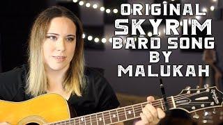 Malukah - Original Skyrim Bard Song - Vokul Fen Mah