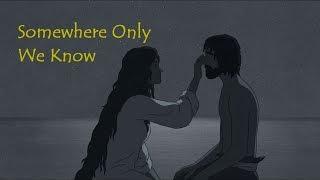 Somewhere Only We Know  - Lily Allen (Tradução)
