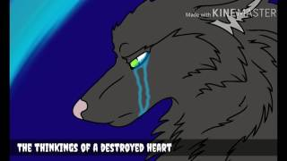 The thinkings of a destroyed heart - Short Video.