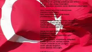 Bayrak Şiirinin fon müziği