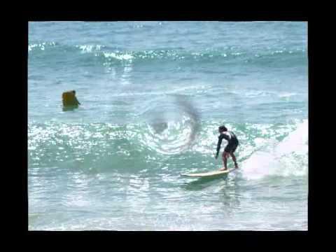 Surfing with Taddanga
