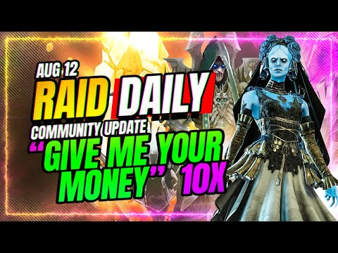 They Do THIS Right After 2x Voids?! | RAID Shadow Legends