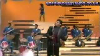 JAMES BROWN & THE J.B.'S - I CAN'T STAND MYSELF.LIVE FUNK TV PERFORMANCE 1968
