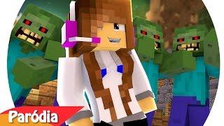 "Minecraft: PARÓDIA O GRAVE BATER ft. BIBI - ""Ele Vai Bater"""