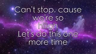 Starships Lyrics CLEAN- Nicki Minaj