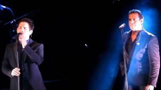 Ψυχές και σώματα-Mάριος Φραγκούλης & Γιώργος Περρής live 2016 θεατρο Γης