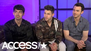 Joe Jonas Says Wife Sophie Turner Helped Bring The JoBros Back Together (EXCLUSIVE)   Access