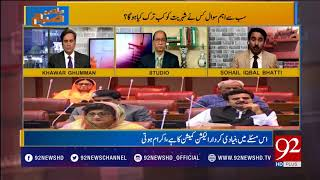Bakhabar Subh - 09 March 2018 - 92NewsHDPlus