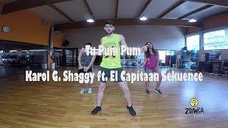 Tu Pum Pum /Zumba® by Fede Villena with Andrés & Arantxa-(Karol G.Shaggy ft. El Capitaan Sekuence)
