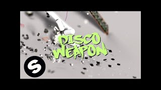 MOTi & Maurice West - Disco Weapon (Official Music Video)