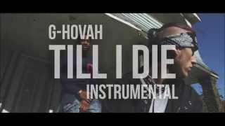 Machine Gun Kelly - Till I Die (Instrumental) | prod. G-Hovah