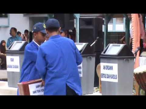 Simulasi Pengolahan Bank Sampah