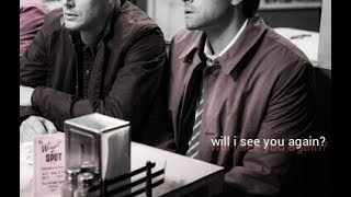 dean/castiel - will i see you again? [s12]