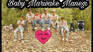 Baby Marvake Maanegi - Raftaar   Nora Fatehi   Remo D'souza   Addy dance choreography