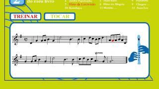 7 - Hino da Eurovisão | Treinar | Vamos Tocar... Flauta de Bisel