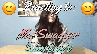 REACTION TO GOT7 'MY SWAGGER'   Cassandra McGuire