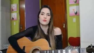 Jorge & Mateus - Antônimos (Carolina Escardoveli cover)