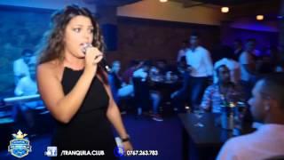 Laura Vass - Copiii mei (Live Event - Club Tranquila)