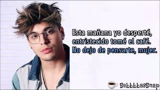 RK - Cafecito ft. Sebastián Villalobos (Lyrics/Letra)
