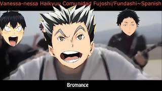 Haikyuu!! Bromance Crack