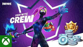 Epic Games announces Fortnite Crew Monthly Subscription