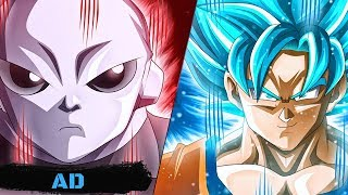 Goku Vs Jiren | Jaden Smith - Icon [Bass Boosted]
