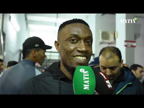 Video : Mouhcine Yajour justifie son accrochage avec les joueurs de l'AS Vita Club