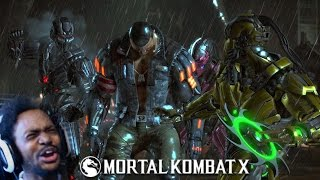THE BEST FATALITY OF ALL-TIME (ooh baby a triple) | Mortal Kombat XL #18 (+Bean Boozled) width=