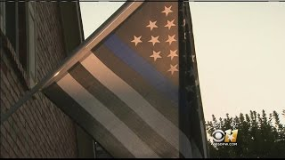 "HOA Tells Homeowners To Remove ""Back The Blue"" Flags"