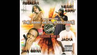 Messy Marv, The Jacka, Husalah, & San Quinn   1st Of The Month