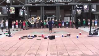 Brass Line Intro